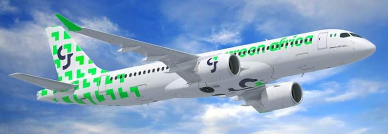 #GreenAfrica, has ordered 50 A220-300s from #Airbus by also committing to lease an additional 3 of the aircraft from leasing company, GTLK Europe. Deliveries of the 3 aircraft – which are all brand new – will be completed by August 2020. #Nigeria #lagos #aviation #avgeek #avgeekspic.twitter.com/RKikds4USN