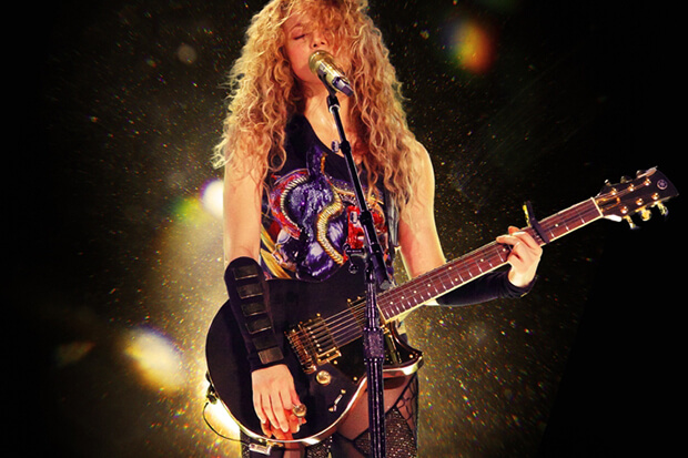.@shakira's 'El Dorado World Tour' concert film is now streaming on-demand on @HBO. Here's why you should absolutely watch it: http://bit.ly/2Qq2F8d