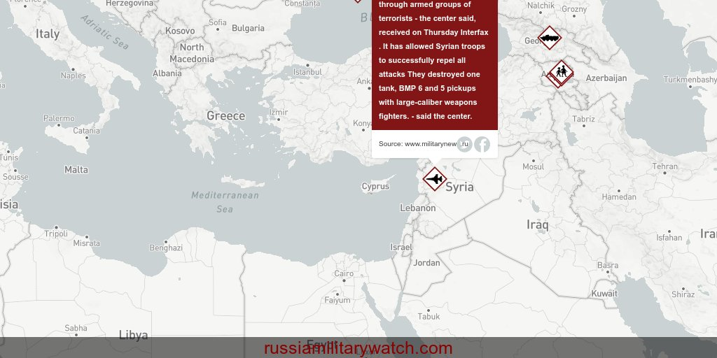 Moscow. February 20th. Interfax-AVN - Russian bombers in northern Syria destroyed armored fighters who commi   src: https://www.militarynews.ru/story.asp?rid=0&nid=527573…   rmw: https://russiamilitarywatch.com/?date=20.02.2020&id=45772…pic.twitter.com/ukf3PBcfs3
