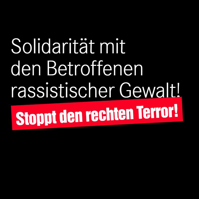 #Solidarität