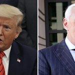 Image for the Tweet beginning: JUST IN: Trump decries lack