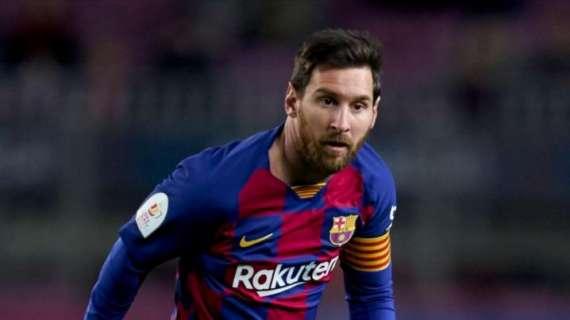 """Messi: """"Viví mal la destitución de Valverde"""" http://dlvr.it/RQQKNHpic.twitter.com/fMq5argarX"""