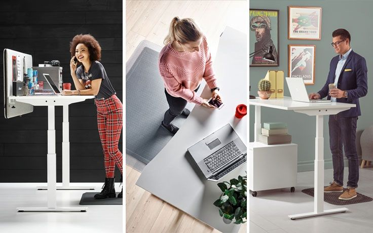 Want to make your home office a healthy workspace?  These simple tips will help you choose the right office furniture to create a home office where you can work and exercise at the same time.   https://buff.ly/2utnIh1   via @AJProductsUK   #activeworking #tips #healthpic.twitter.com/vtTLaAQ9nv