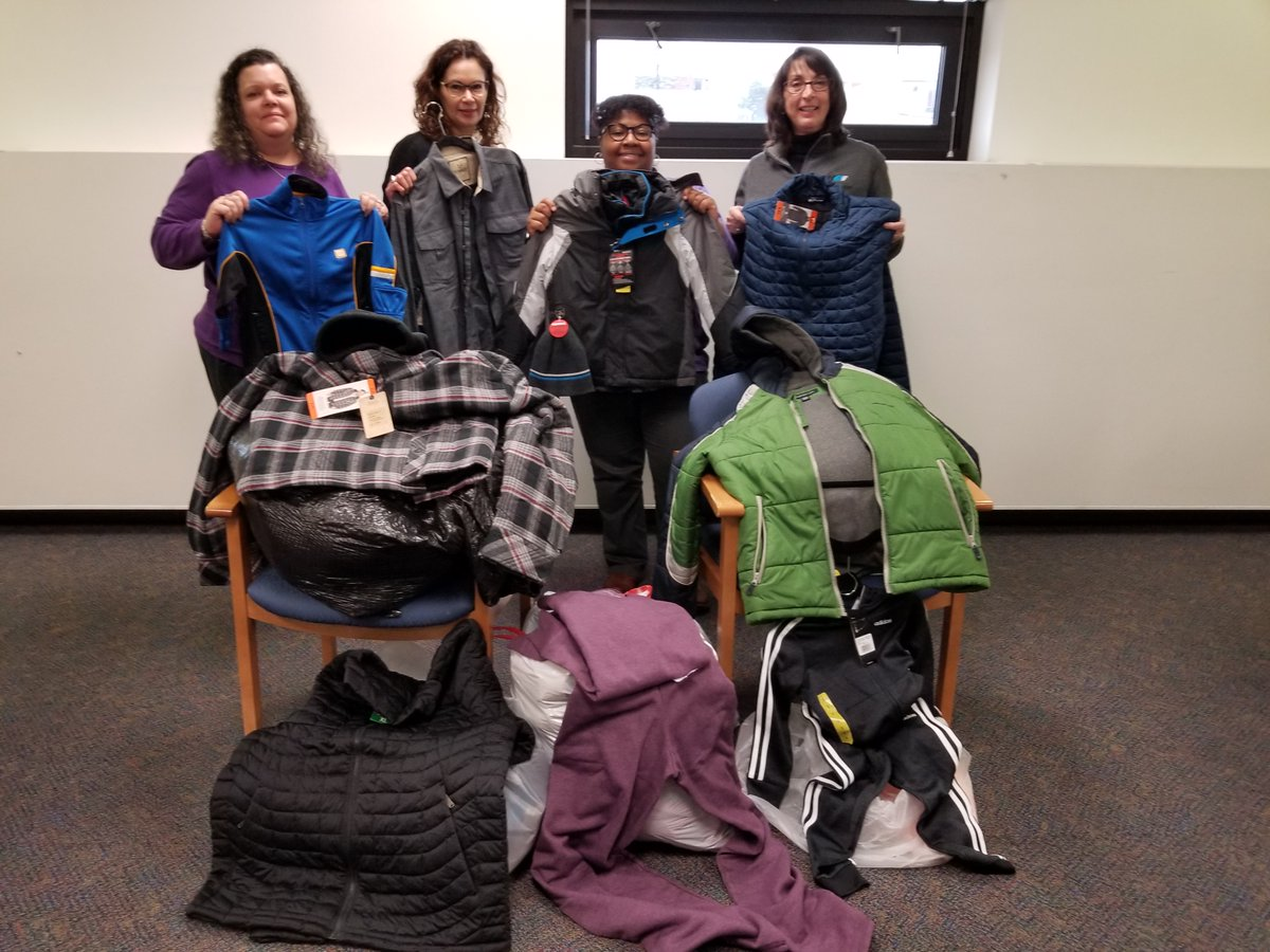 test Twitter Media - .@WaterStMission has a collection of new coats to distribute thanks to employees from UGI's Lancaster office. Our employees collected new and gently used winter garments for residents of all ages at Water Street Mission. #UGICares #EnergyToDoMore https://t.co/KYqwfNkl2K