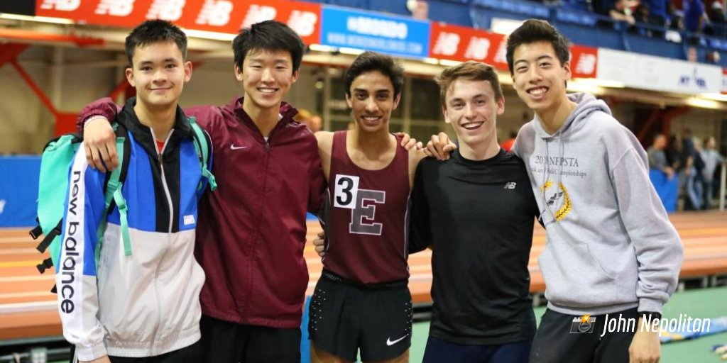 .@PhillipsExeter Runs Nation's Top 4x800m Relay at #EasternStates Championships  @dyestat https://buff.ly/2v30Ntspic.twitter.com/TQB6YudFE3