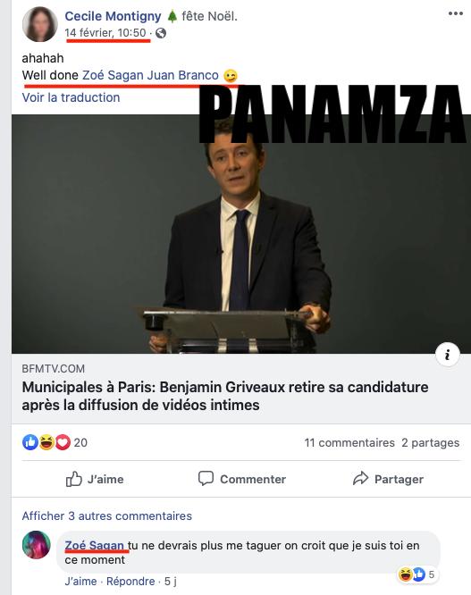 Affaire Griveaux : Juan Branco félicité pour son déclenchement