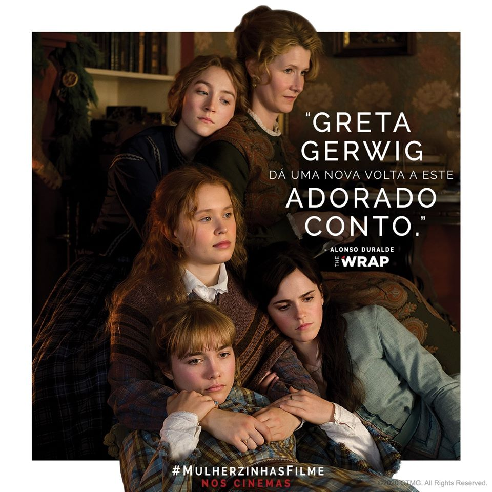O novo filme de Greta Gerwig merece todos os elogios e prémios que tem recebido. #MulherzinhasFilme em exibição nos cinemas UCI. +info: http://ucicinemas.pt/Filmes/mulherzinhas… #Cinema #Filmes #UCICinemas #Mulherzinhas #Oscarspic.twitter.com/UWTY0iYuNa