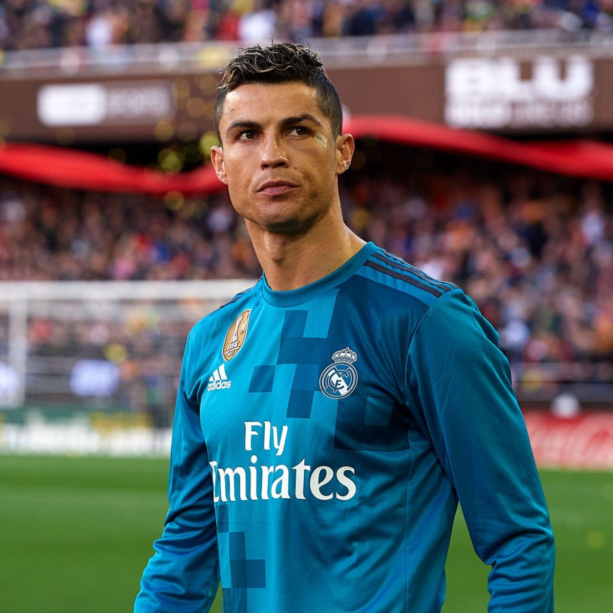 Messi: If a team loses a player who scores 50 goals per season, it is noted. Real Madrid has great players, but Cristiano scores 50 goals per season.
