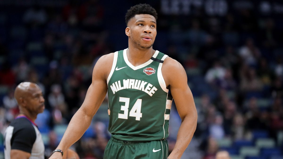 Was trading for Andrew Wiggins part of the Warriors' plan to pull off a potential Giannis Antetokounmpo trade?  Some around the NBA reportedly believe so