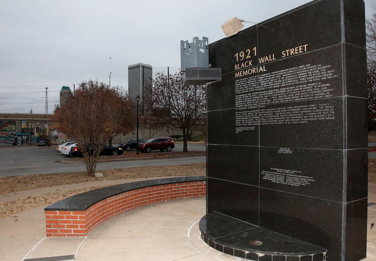 The 1921 Tulsa Race Massacre will officially become a part of Oklahoma school curriculum beginning in the fall: https://trib.al/MkvPnoy