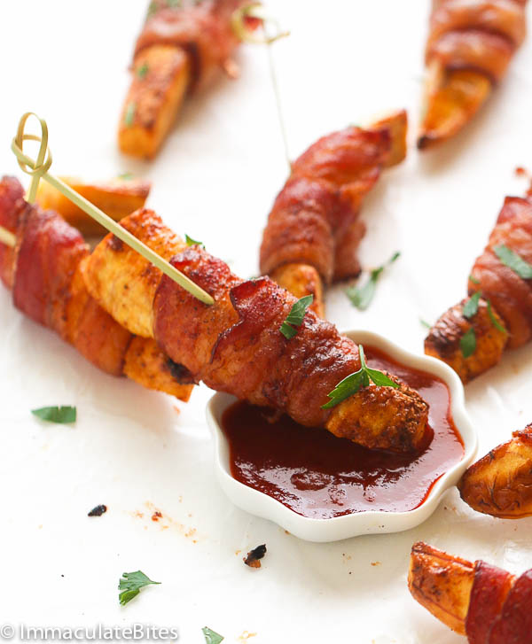 Sorry - can't hear you over all this chewing  Caribbean Passion Bacon + Plantain = Heaven!  #CaribbeanPassion - It's #SoEasy and best of all - delicious!   BACON-WRAPPED PLANTAIN Recipe: https://www.instagram.com/p/B8y9tGih3cL/?utm_source=ig_web_copy_link…pic.twitter.com/zmXg9PDH3E