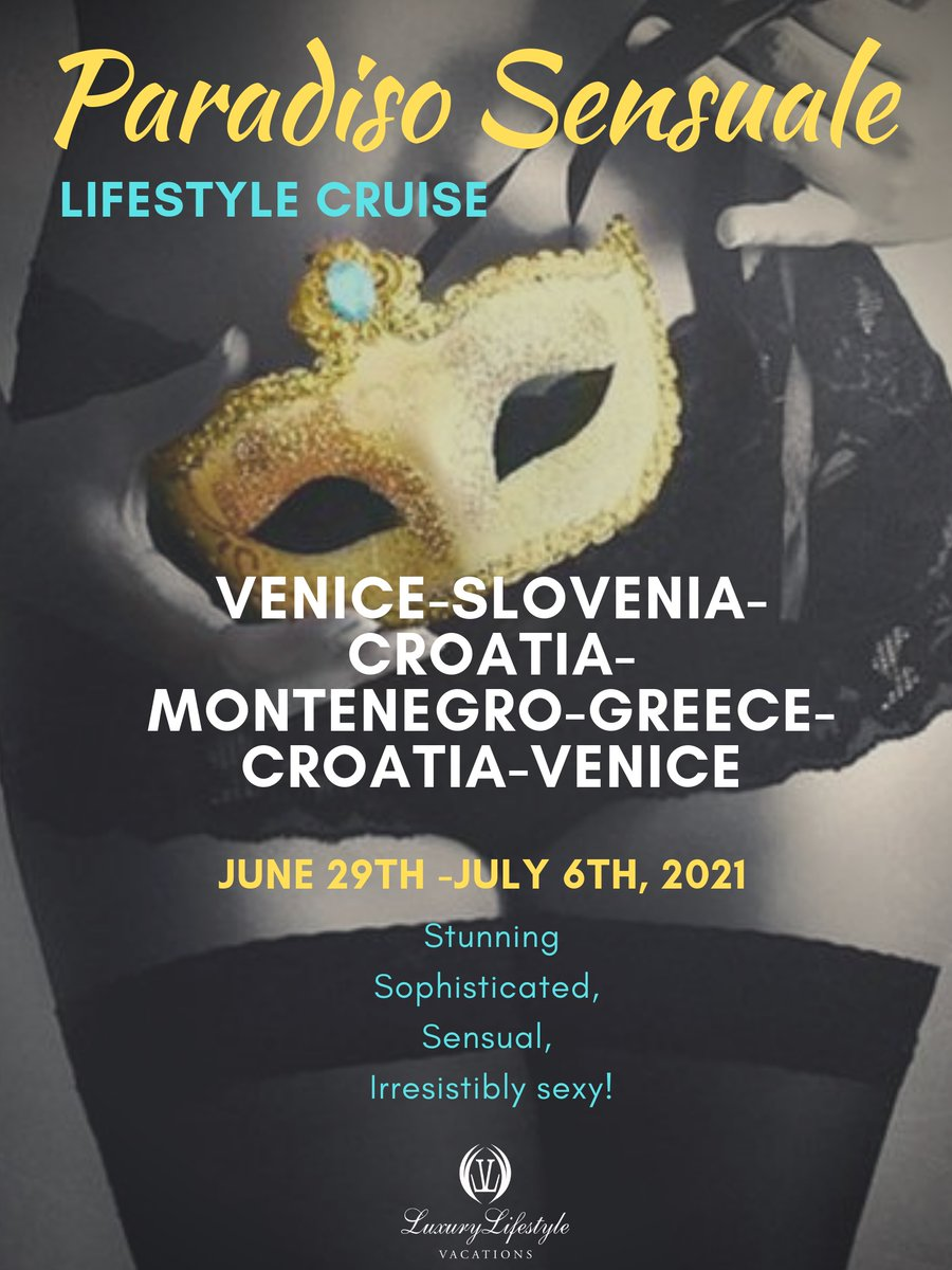 Don't miss this incredible #openminded #lifestyle #naughty #cruise. From Italy to http://Croatia.Book Now! https://seductiontravel.com/itinerary/paradiso-sensuale-cruise-july-2021/… Use Promo Code ; Seduction 100 #paradisosensuale #couplestrips #couplesonly #erotictravel #luxurycruise #allinclusive #clothingoptional  #eroticpic.twitter.com/zG1f5ULCgB