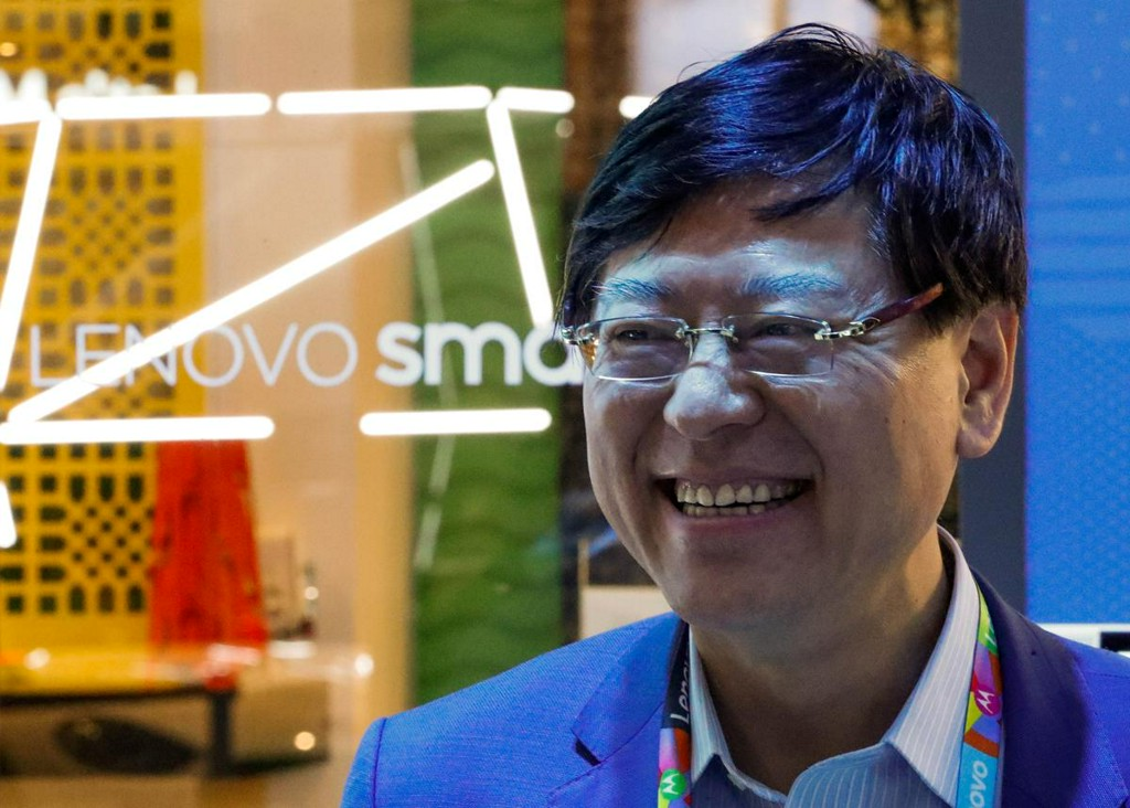 China's Lenovo confident of managing virus impact, reports strong third quarter