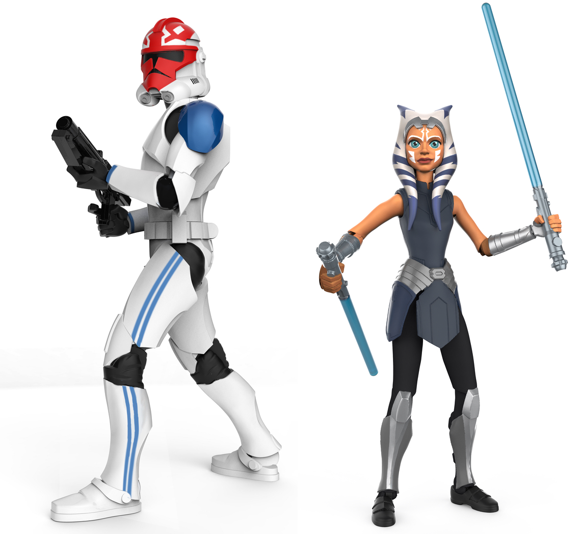 @Hasbro Announces New #StarWars Products Including #TheMandalorian Dark Saber And #CloneWars Galaxy Figures  #BabyYoda   See more details here: http://bit.ly/38MybDopic.twitter.com/rTtQIMRVfm