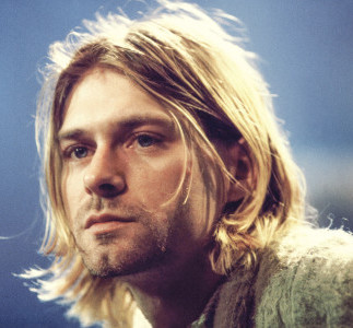 """""""If any of you in any way hate homosexuals, people of color, or women, please do this one favor for us: don't come to our shows and don't buy our records.""""          - Kurt Cobain  Happy Birthday, Kurt."""