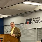Image for the Tweet beginning: Enjoyed speaking at the @MOFarmBureau