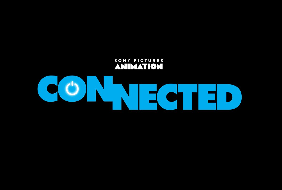 From director @michaelrianda, producers @philiplord and @chrizmillr, and Sony Pictures Animation comes an original animated comedy. #ConnectedMovie is in theaters September 18.