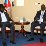 Image for the Tweet beginning: South Sudan to form unity