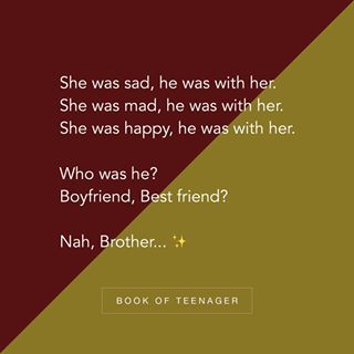 """Story Book Of Teenagers  on Instagram: """"""""Only a brother can handle her like this """" Follow @bookofteenager  - Via Mohit  - - #bookofteenager #inspirational #quoteoftheday…"""" Happiest Quotes - https://happiestquotes.com/2020/02/20/story-book-of-teenagers-%f0%9f%92%95-on-instagram-only-a-brother-can-handle-her-like-this-%e2%99%a5%ef%b8%8f%f0%9f%a5%b0-follow-bookofteenager-%f0%9f%92%95-via-mohit/…pic.twitter.com/nueJ70pzUv"""