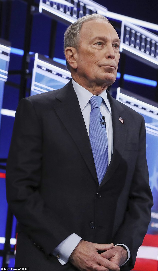 My new @DailyMail column is about Michael Bloomberg & his Titanic-scale debate performance. Posting soon.