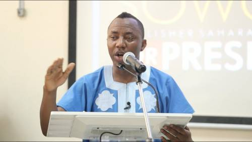 Middle Belt, Southern Groups Ask Nigerian Government To Drop Charges AgainstSowore https://ngrherald.com.ng/middle-belt-southern-groups-ask-nigerian-government-to-drop-charges-against-sowore/…pic.twitter.com/As480KPzeR