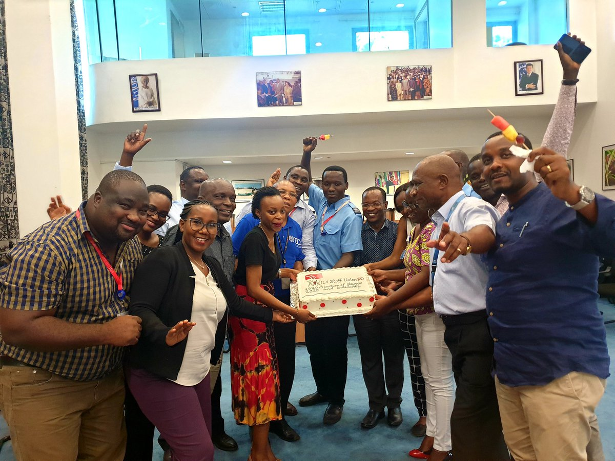 Happy 100th ILO East Africa!