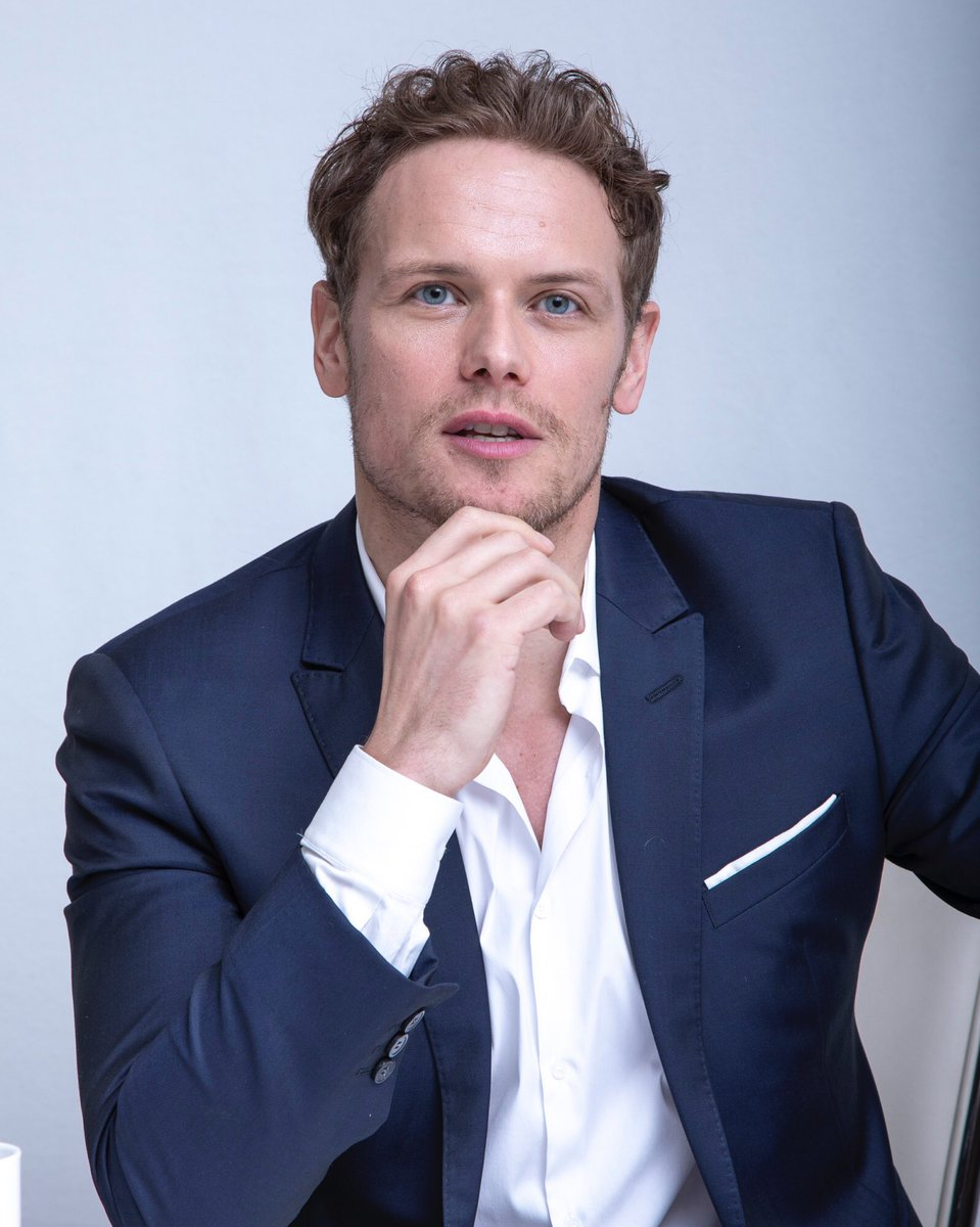 HFPA in Conversation: Sam Heughan's Role of a Lifetime. [Podcast]  On Apple Podcast: