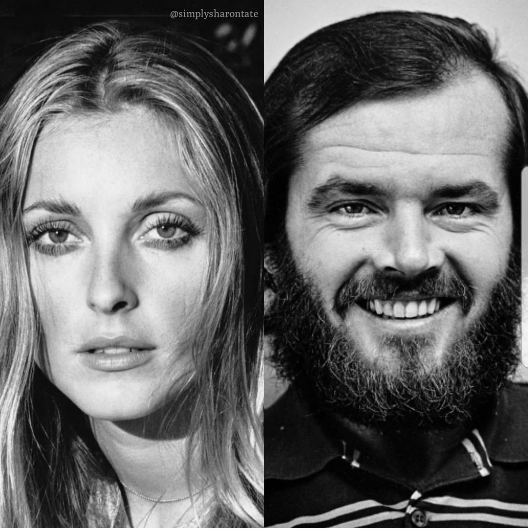 #sharontate #jacknicholson pic.twitter.com/rsSOlgDvzd