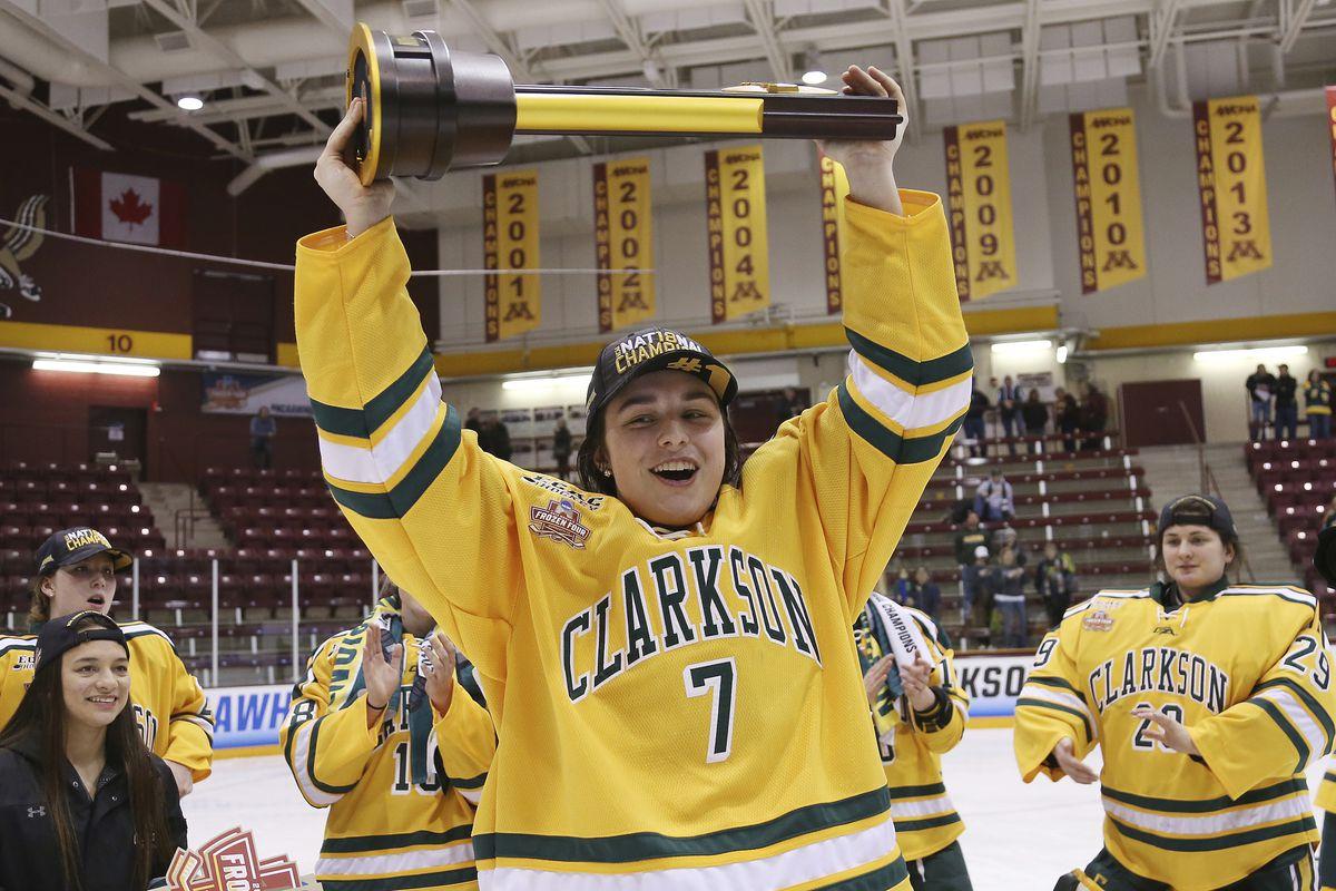 Six Canadians among finalists for top NCAA women's hockey player award @Globe_Sports