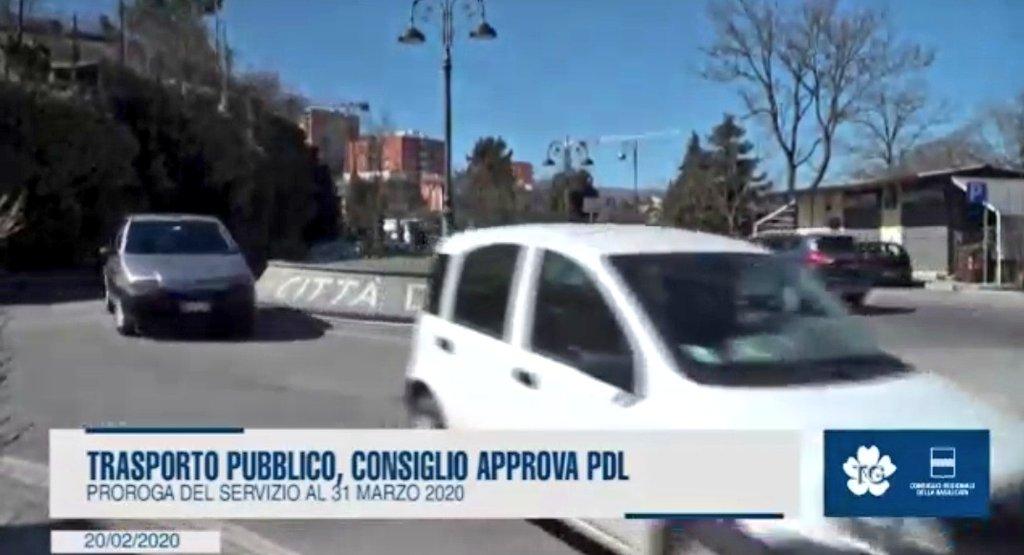 #Trasporto pubblico, il Consiglio regionale approv...