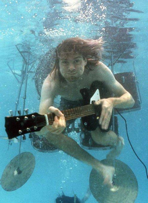 Kurt Cobain of Nirvana would be 53 today. Happy birthday legend.