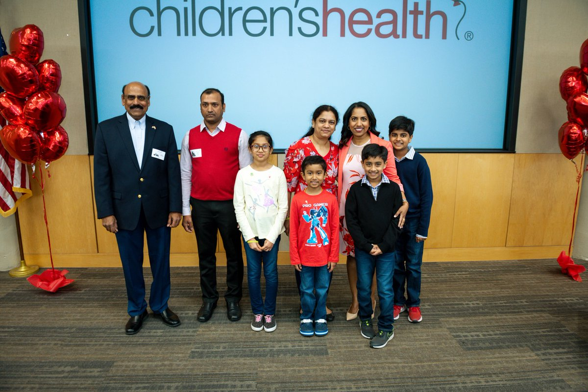 Akshaj celebrated #NationalDonorDay by meeting his #bonemarrowdonor, Dr. Ganesa. The two learned they live just miles apart and Dr. Ganesa has a son the same age as Akshaj. By donating bone marrow, she told Akshaj this bond means they'll be friends forever! @BeTheMatch