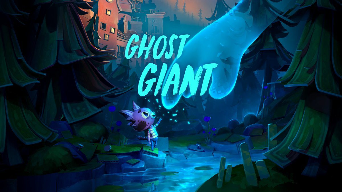 'Ghost Giant' Brings a Small Story with Big Heart Home to #OculusQuest @ZoinkGames @Thunderfulgames //