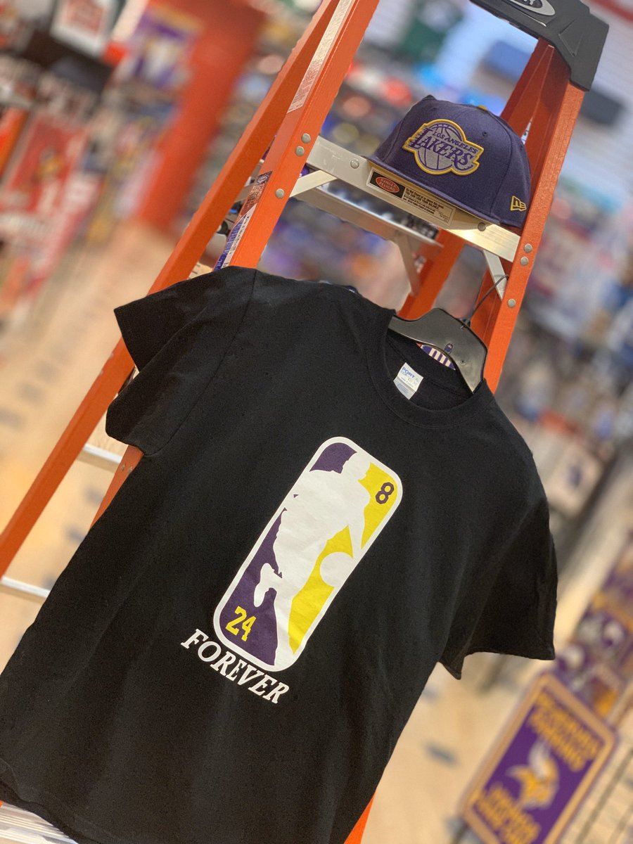 Kobe forever 8, 24! New shirt in the shop in memory of one of the greatest players of all time! This would be a great NEW Nba logo! #KobeBryant #Kobe #Bryant #8 #24 #mambamentality #mambaforever #kobeforever #kobebeanbryant #La #Lakers #losangeleslakers #CincyShops #HatsNmorepic.twitter.com/pg1PVe65Ro