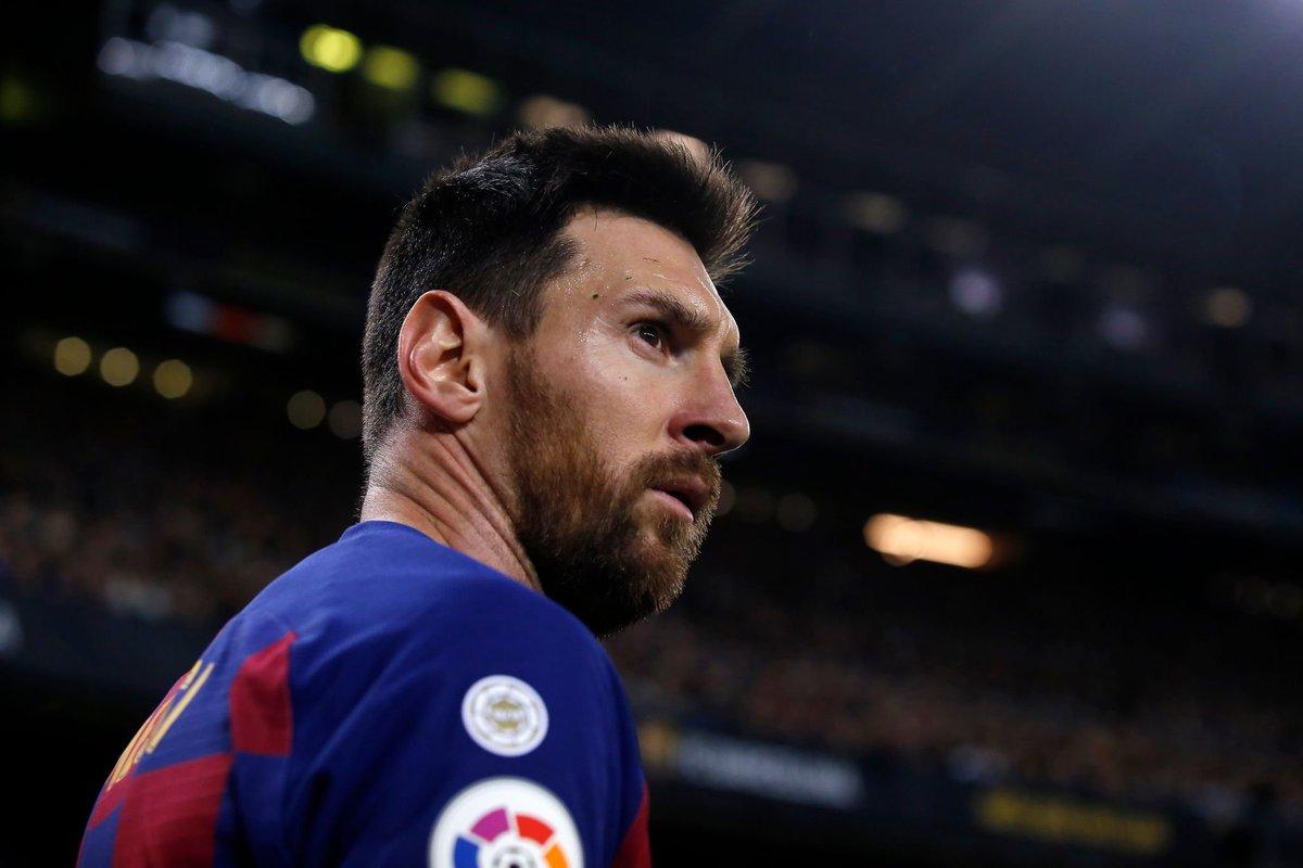 """""""Juventus, PSG, Liverpool e Real Madrid são os favoritos para ganhar a Champions League."""" — Lionel Messi"""
