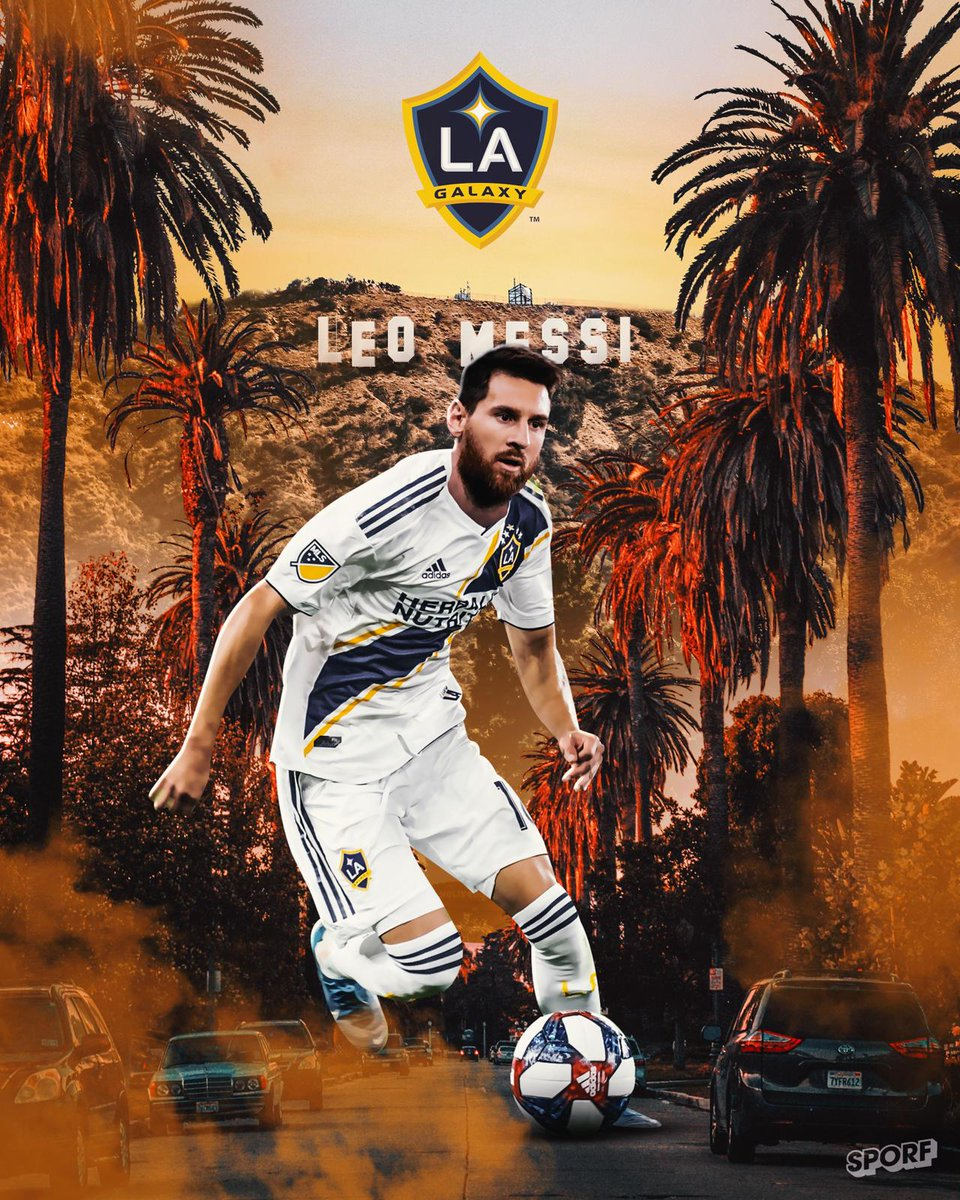 🇦🇷 Lionel Messi for @FCBarcelona: 🏟 714 Games ⚽️ 622 Goals 🎯 261 Assists 👤 6 Ballon dOr 🏆 34 Trophies 🗞 @Daily_Express report that the Argentine could be the latest star to join the @MLS with @LAGalaxy.