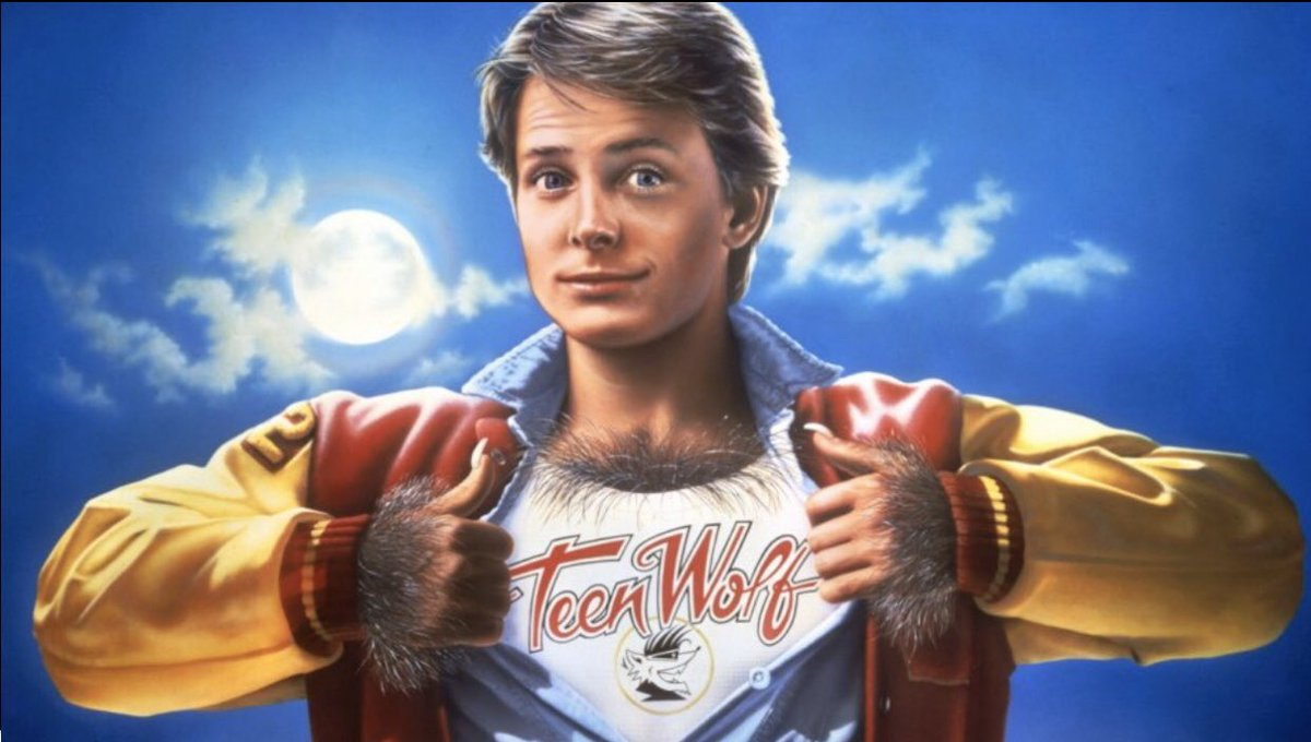 "On a Scale of 1-10  1 Being Horrible & 10 Being Amazing What Would You Rate the 1985 Movie ""Teen Wolf?""  @realmikefox #TeenWolf #Movies #Movie #Film #Cinema #Horror #1980s #80s #80sThen80sNowpic.twitter.com/bAwfsmpF0O"