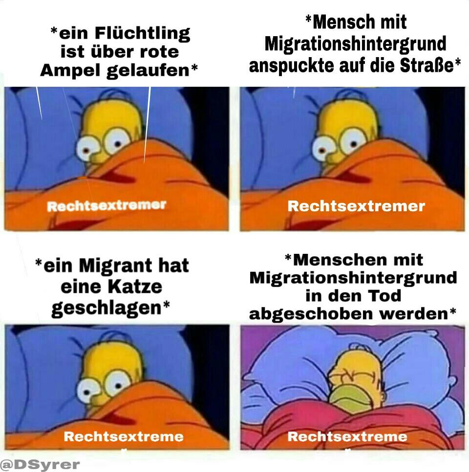 So isses!   #Hanau #NieWieder #Rassismus #RechterTerror<br>http://pic.twitter.com/RxgA4cz9J7