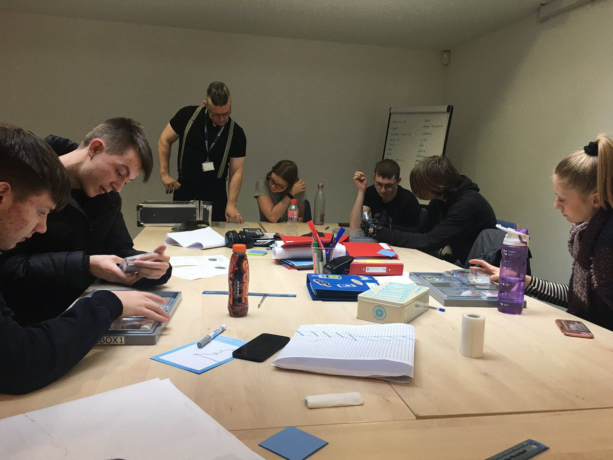 #WICKEDweek Thursday leaning about drugs, helping Rob from @DigiBeteUK  to co-design the app and discussing our feelings about diabetes