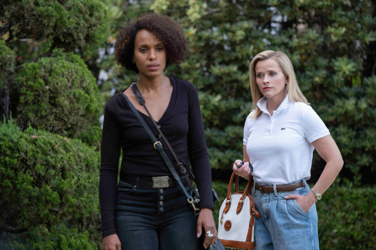 Watch Reese Witherspoon and Kerry Washington battle over a shameful secret in the #LittleFiresEverywhere trailer rol.st/2uhfHw3