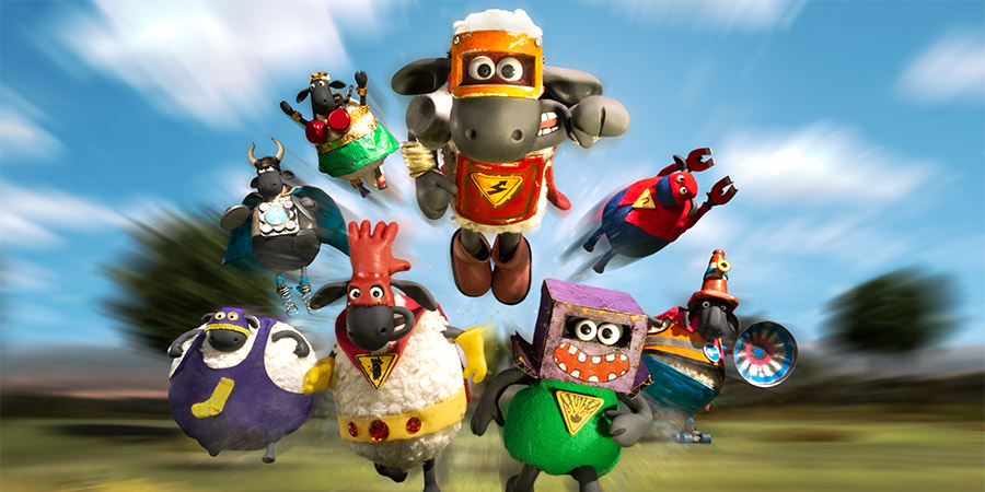 Netflix is taking over Shaun The Sheep. New episodes - featuring new characters - will be available from 17th March: http://bit.ly/2v3QCVw pic.twitter.com/KBa3VWxgKL