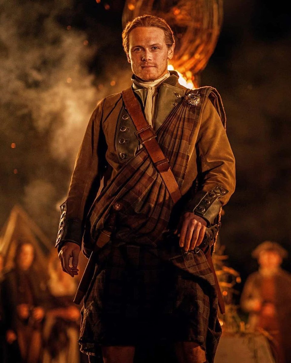 #SamHeughan IG this is #JamieFraser we have wanted for a long time ❤️⚔️#Highlander #MenofHonor #Kingofmen