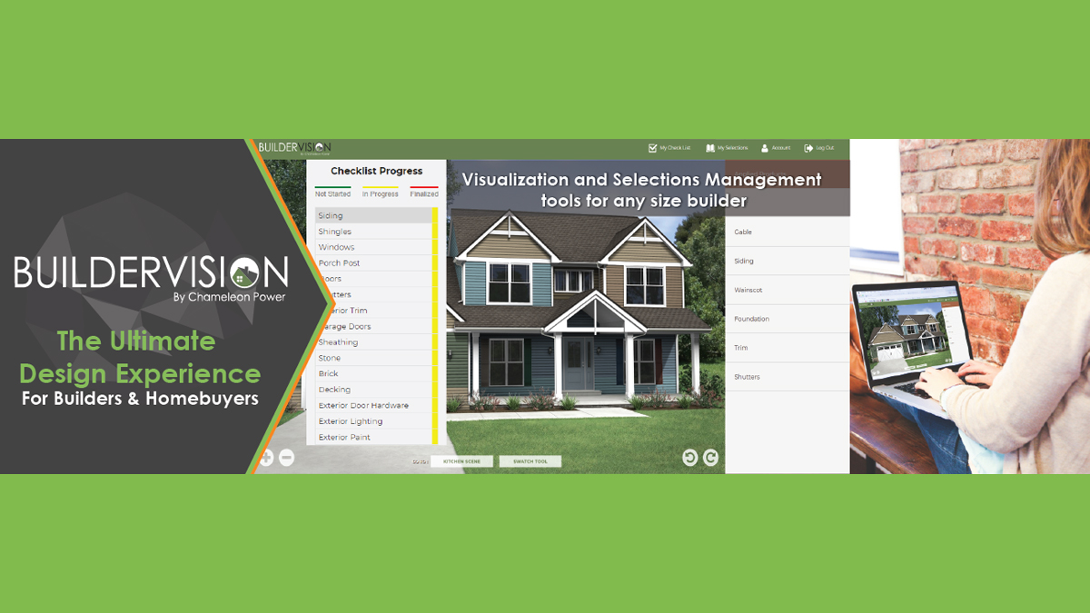 BuilderVision – The Ultimate Design Experience for Builders & Homebuyers. #ChameleonPower #BuilderVision #EnvisionYourVision #VisualScience #Visualizer #hombebuilder #homebuilding #builder #homevisualization @tollbrothersinc @PulteHomes https://t.co/HLFQJEwQ69