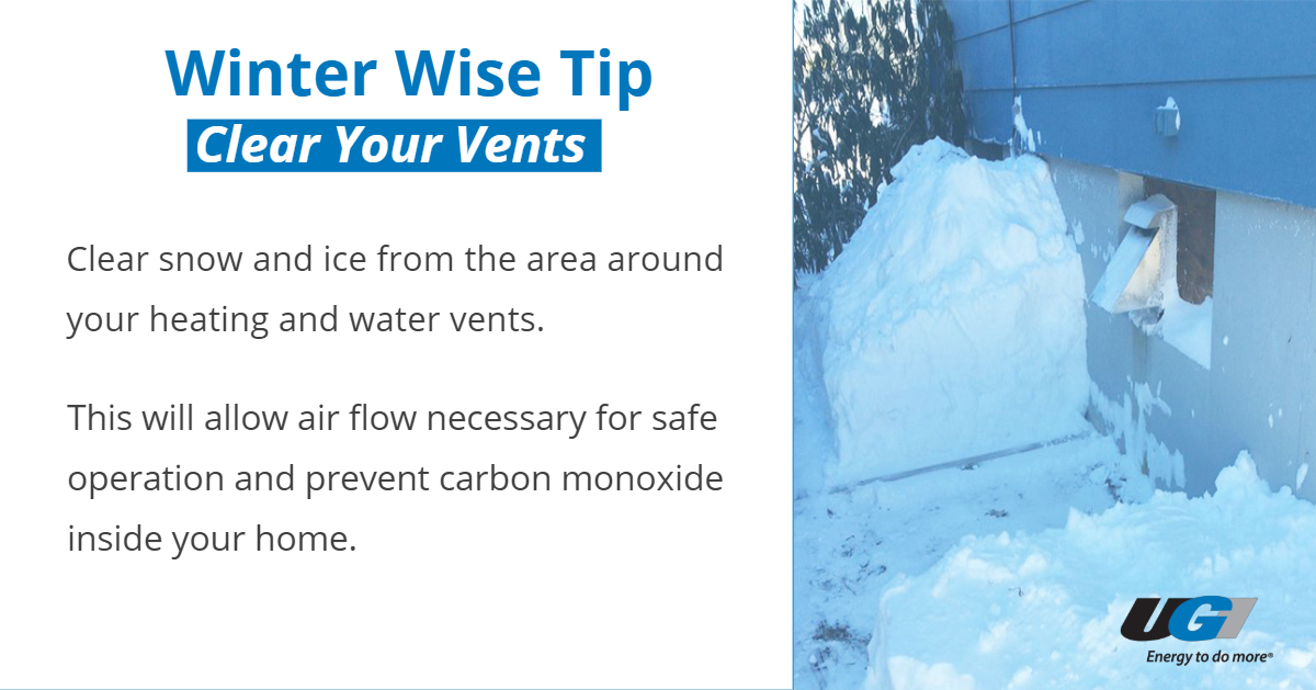 test Twitter Media - Prevent dangerous carbon monoxide (CO) buildup in your home by clearing your heating vents from ice and snow. For more natural gas safety tips, visit https://t.co/UaNkAVB8Pq #NatGasSafety https://t.co/ZK0AIYMzWj
