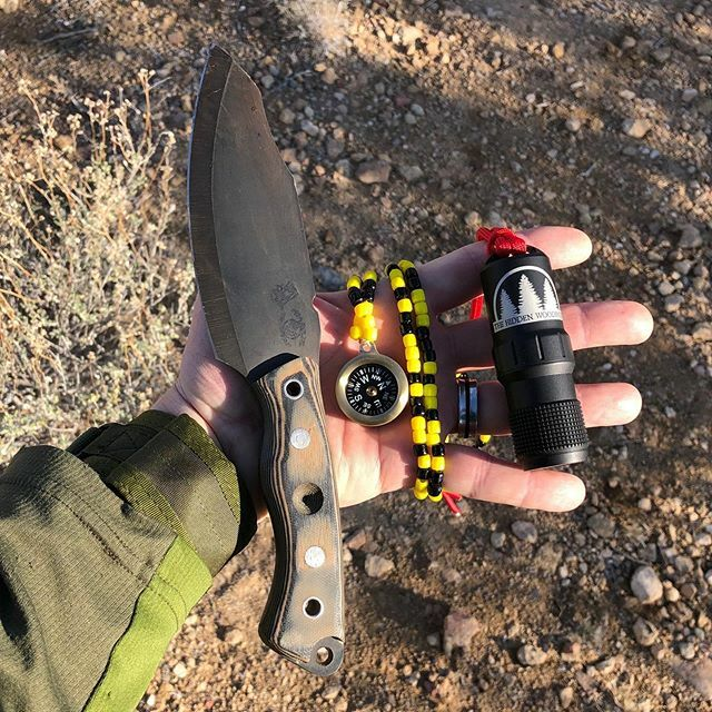 Getting closer to #weekend adventuring time.... #bushcraft #bushcraftgear #bushcraftknife #survival #survivalist #woodsrunning #zombiehunter #woodsrunner #bushwhacker #scrounger #orionwoodsbrigade #theactionlifestyle https://ift.tt/2VeYjDj pic.twitter.com/a9blplSeJq