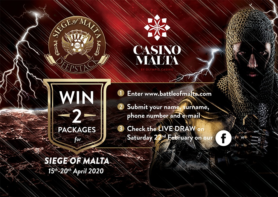 Battle Of Malta On Twitter Come And Visit The Siege Of Malta Team At The Kings Of Tallinn From Thursday Evening Enter The Competition To Win One Of Two Packages For The