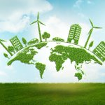Image for the Tweet beginning: Wall Street Green Summit -