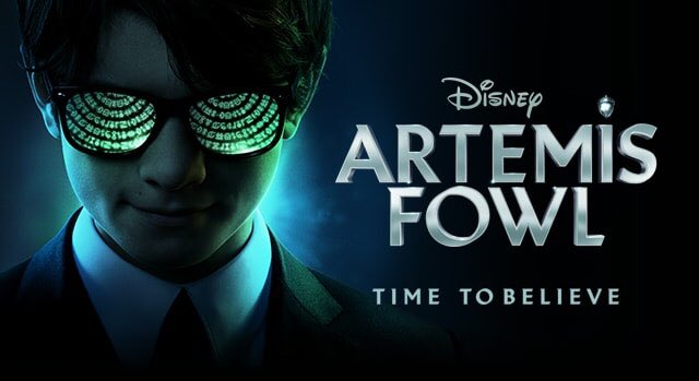 #ArtemisFowl  will be a PG as it contains peril and some rude humor 😬