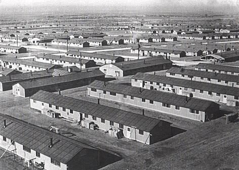 US government is secretly building concentration camps in the central states, planning to deport Japanese-Americans from coast, for fear of sabotage & spying.