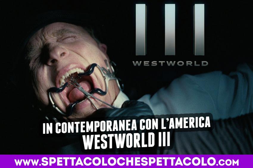 #Westworld